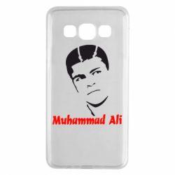 Чехол для Samsung A3 2015 Muhammad Ali