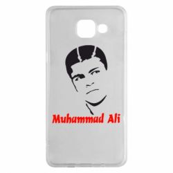 Чехол для Samsung A5 2016 Muhammad Ali