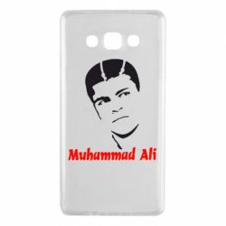 Чехол для Samsung A7 2015 Muhammad Ali