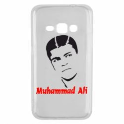 Чехол для Samsung J1 2016 Muhammad Ali
