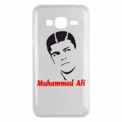 Чехол для Samsung J3 2016 Muhammad Ali