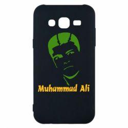 Чехол для Samsung J5 2015 Muhammad Ali