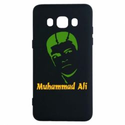 Чехол для Samsung J5 2016 Muhammad Ali