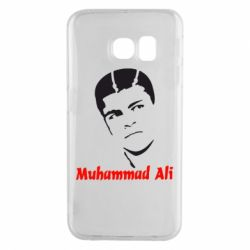 Чехол для Samsung S6 EDGE Muhammad Ali