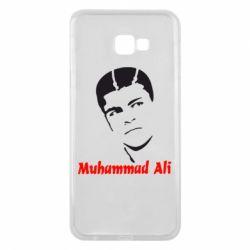 Чехол для Samsung J4 Plus 2018 Muhammad Ali