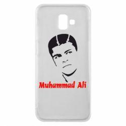Чехол для Samsung J6 Plus 2018 Muhammad Ali