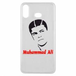 Чехол для Samsung A6s Muhammad Ali