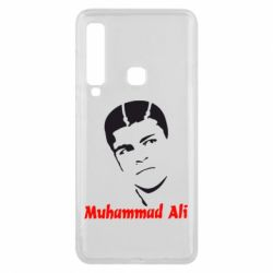 Чехол для Samsung A9 2018 Muhammad Ali