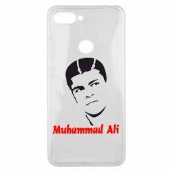 Чехол для Xiaomi Mi8 Lite Muhammad Ali