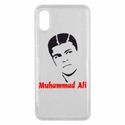 Чехол для Xiaomi Mi8 Pro Muhammad Ali