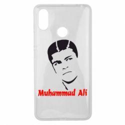 Чехол для Xiaomi Mi Max 3 Muhammad Ali