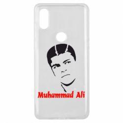 Чехол для Xiaomi Mi Mix 3 Muhammad Ali