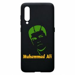 Чехол для Xiaomi Mi9 Muhammad Ali