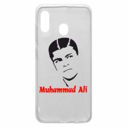 Чехол для Samsung A20 Muhammad Ali
