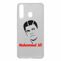 Чехол для Samsung A60 Muhammad Ali