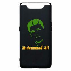 Чехол для Samsung A80 Muhammad Ali