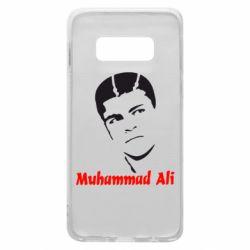 Чехол для Samsung S10e Muhammad Ali