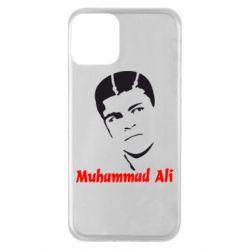 Чехол для iPhone 11 Muhammad Ali