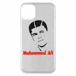 Чехол для iPhone 11 Pro Muhammad Ali