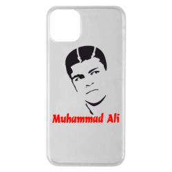 Чехол для iPhone 11 Pro Max Muhammad Ali