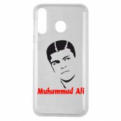 Чехол для Samsung M30 Muhammad Ali