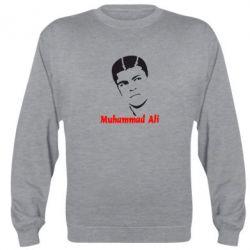Реглан (свитшот) Muhammad Ali