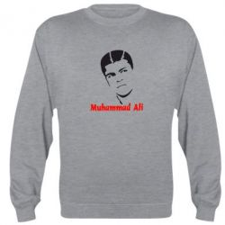 Реглан (свитшот) Muhammad Ali - FatLine