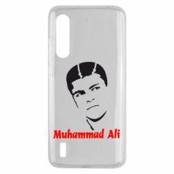 Чехол для Xiaomi Mi9 Lite Muhammad Ali