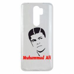 Чехол для Xiaomi Redmi Note 8 Pro Muhammad Ali