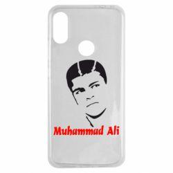 Чехол для Xiaomi Redmi Note 7 Muhammad Ali