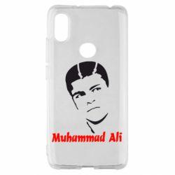 Чехол для Xiaomi Redmi S2 Muhammad Ali
