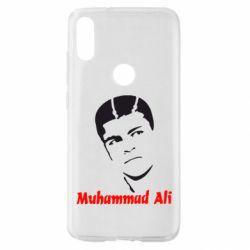 Чехол для Xiaomi Mi Play Muhammad Ali