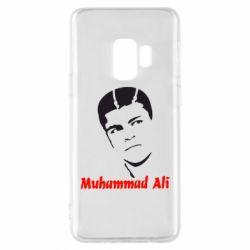 Чехол для Samsung S9 Muhammad Ali