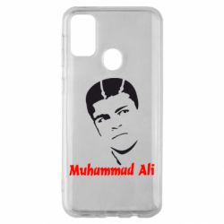 Чехол для Samsung M30s Muhammad Ali