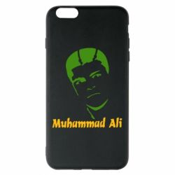 Чехол для iPhone 6 Plus/6S Plus Muhammad Ali - FatLine