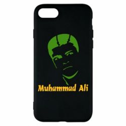 Чехол для iPhone 7 Muhammad Ali - FatLine