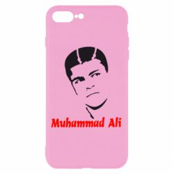 Чехол для iPhone 7 Plus Muhammad Ali - FatLine
