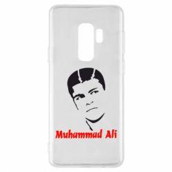 Чехол для Samsung S9+ Muhammad Ali