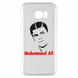 Чехол для Samsung S7 EDGE Muhammad Ali
