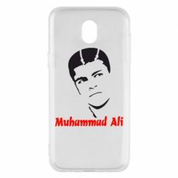Чехол для Samsung J5 2017 Muhammad Ali