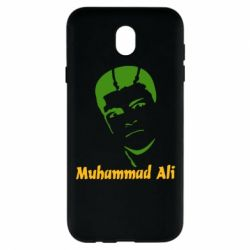Чехол для Samsung J7 2017 Muhammad Ali