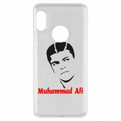 Чехол для Xiaomi Redmi Note 5 Muhammad Ali