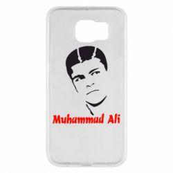 Чехол для Samsung S6 Muhammad Ali