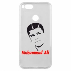 Чехол для Xiaomi Mi A1 Muhammad Ali