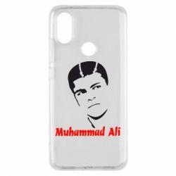 Чехол для Xiaomi Mi A2 Muhammad Ali