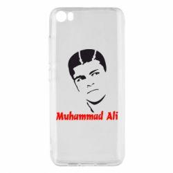 Чехол для Xiaomi Mi5/Mi5 Pro Muhammad Ali