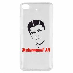 Чехол для Xiaomi Mi 5s Muhammad Ali