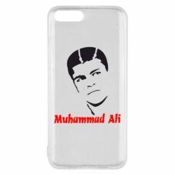 Чехол для Xiaomi Mi6 Muhammad Ali