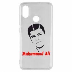 Чехол для Xiaomi Mi8 Muhammad Ali