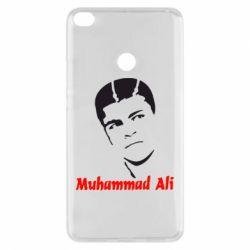 Чехол для Xiaomi Mi Max 2 Muhammad Ali